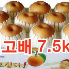 신고배 선물세트7.5kg (11~13과)